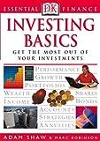 Shaw, Adam: Investing Basics (Essential Finance)