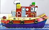 Dorling Kindersley Publishing Staff: Tugboat