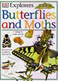 Feltwell, John: Butterflies and Moths (Eyewitness Explorers)
