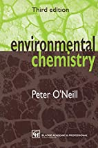 Environmental Chemistry, 3rd Edition by…