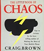 The Little Book of Chaos by Craig Brown