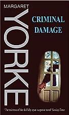 Criminal Damage by Margaret Yorke