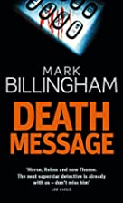 Death Message by Mark Billingham