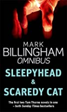 Sleepyhead: AND Scaredy Cat by Mark&hellip;