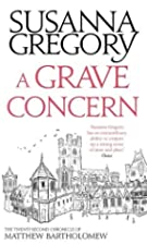 A Grave Concern by Susanna Gregory