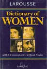 Parry, Melanie: Larousse Dictionary of Women