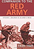 Zaloga, Steven J.: Companion to the Red Army 1939-1945