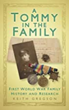 A Tommy in the Family: First World War…