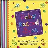 Parragon: Baby Record Book (Yellow)