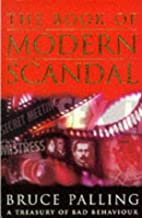 The Book of Modern Scandal: From Byron to…