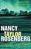 Rosenberg, Nancy Taylor: Conflict of Interest