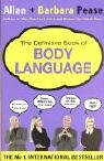 Pease, Allan: Definitive Book of Body Language
