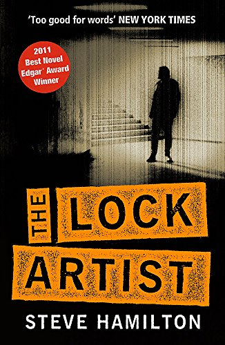 Cover of The Lock Artist by Steve Hamilton