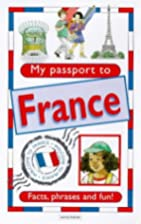 My Passport to France Pb by Simon Buckland
