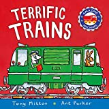 Parker, Ant: Terrific Trains