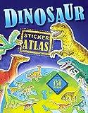 Burnie, David: Dinosaur Sticker Atlas
