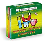 Simon Basher: Basher Science: Core Science Library (3-Copy Boxed Set)