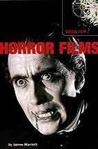 Horror Films (Virgin Film) by James Marriott