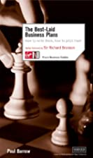 The Best-laid Business Plans: How to Write…