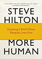 More Human: Designing a World Where People…