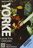 Yorke, Margaret: Cause for Concern