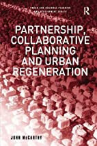 Partnership, Collaborative Planning and…