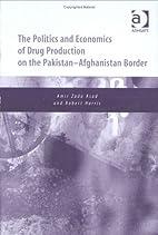 The Politics and Economics of Drug…