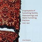 Encyclopedia of Furnishing Textiles,…