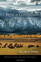 Being as Communion: A Metaphysics of…