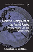 Domestic Deployment of the Armed Forces:…