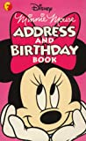 Funfax: Minnie Mouse Addresses and Birthdays Book (Funfax)
