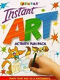 Funfax: Instant Art Activity Pack