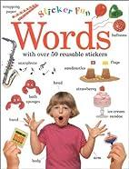Sticker Fun: Words by Lorenz Editors