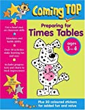 Somerville, Louisa: CT: Preparing for Times Tables (3-4) (Coming Top...)