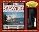 Sidaway, Ian: The Complete Encyclopedia of Drawing Kit: Learn How to Draw: A 256-Page Instruction Book, 15 Artist's Pencils, Eraser, Sharpener and Artist's Sketchbook