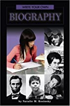 Write Your Own Autobiography by Natalie M.…