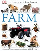 Ultimate Sticker Book: Farm by Dorling…