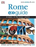 Dk Publishing: DK Rome e&gt;&gt;guide