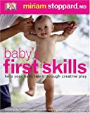 Dk Publishing: Baby&#39;s First Skills