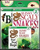 Dussling, Jennifer: Bugs! Bugs! Bugs! and Slinky, Scaly Snakes! (Read & Listen Books)
