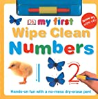 My First Wipe Clean Numbers (My First Wipe…