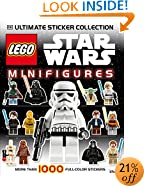 Ultimate Sticker Collection: LEGO Star Wars: Minifigures (Ultimate Sticker Collections)