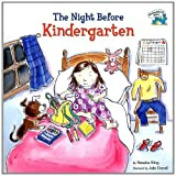 Wing, Natasha: The Night Before Kindergarten (Reading Railroad Books (Pb))