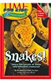 Time for Kids Magazine: Snakes (Time for Kids Science Scoops)