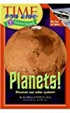 Time for Kids Magazine: Planets! (Time for Kids Science Scoops)