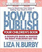 How to Publish Your Children's Book…