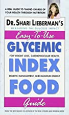 Glycemic Index Food Guide: For Weight Loss,…