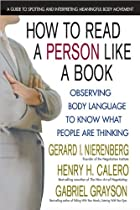 How to Read a Person Like a Book: Observing…