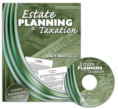 estate-planning-and-taxation-w-cd-rom