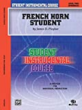 Ployhar, James: Student Instrumental Course, French Horn Student, Level 2